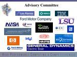 advisory committee1
