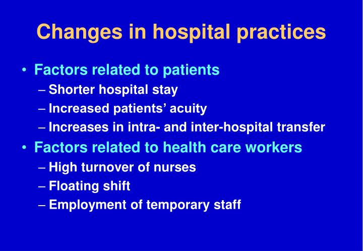high turnover rates impact public hospitals Lowering high healthcare turnover rates posted by mimeo on june 22, 2016 in healthcare many industries undergo high employee turnover rates yet few, if any, industries experience the same level of impact that healthcare turnover bears when it comes to the resignation of its employees.