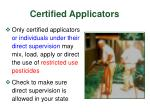 certified applicators1