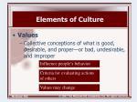 elements of culture4