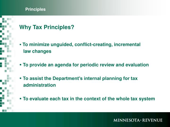Why tax principles3