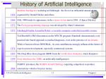 history of artificial intelligence1