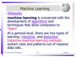 machine learning2