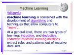 machine learning2