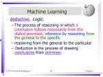 machine learning5