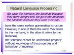 natural language processing1