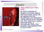 robotics8