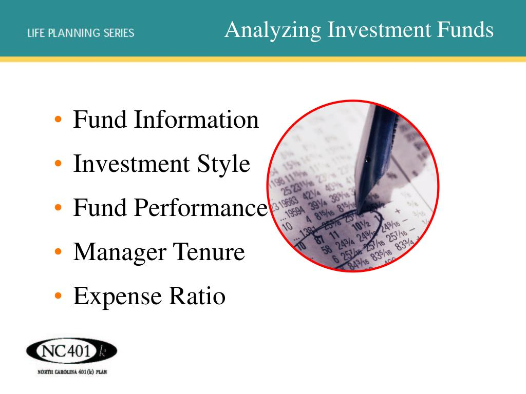 Analyzing Investment Funds