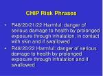chip risk phrases2