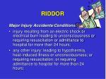 riddor1