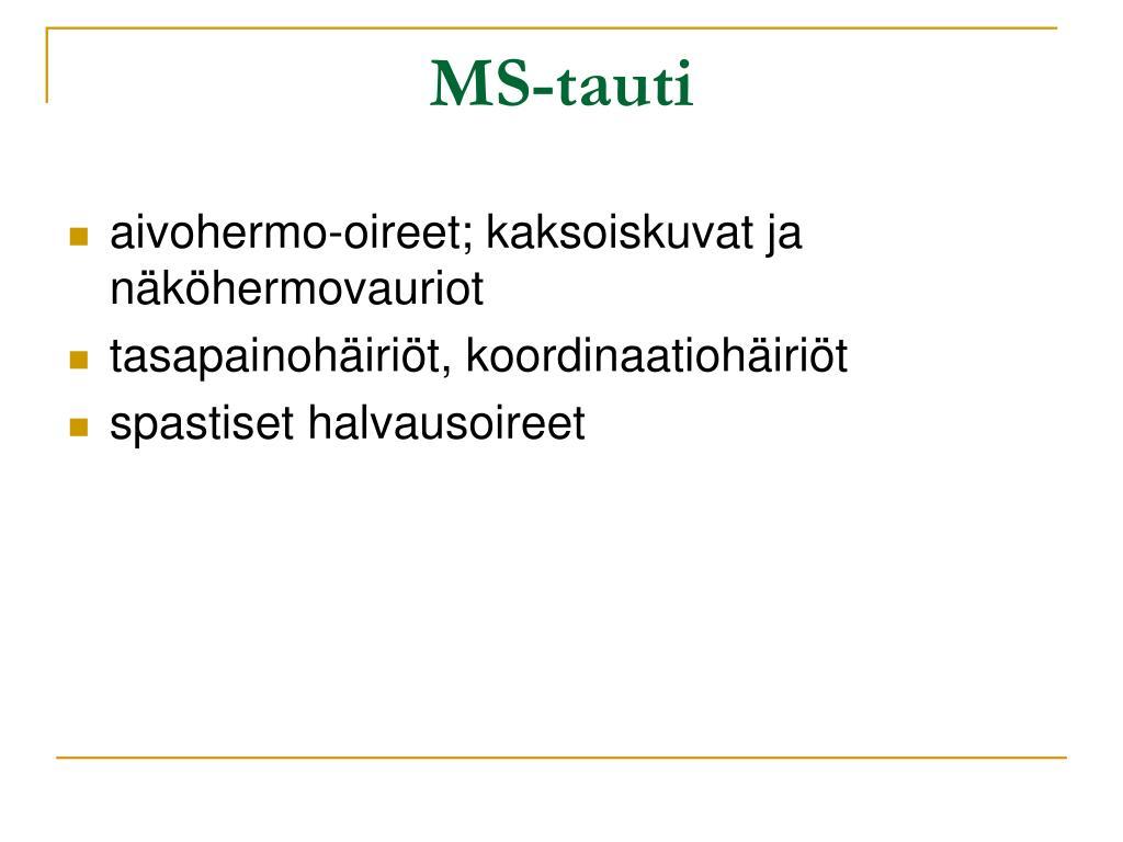 Ylemmän Motoneuronin Vaurio