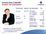 income over 100 000 income tax calculation15
