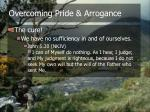 overcoming pride arrogance17