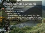 overcoming pride arrogance19