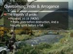 overcoming pride arrogance23