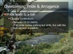 overcoming pride arrogance3