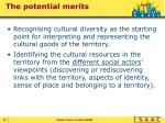 the potential merits