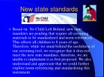 new state standards