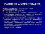 carrera administrativa1