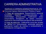 carrera administrativa14