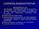 carrera administrativa17