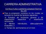 carrera administrativa21
