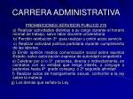 carrera administrativa24