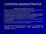 carrera administrativa26