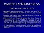 carrera administrativa27
