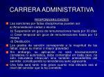 carrera administrativa31