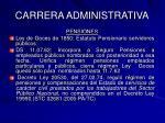 carrera administrativa34