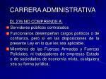 carrera administrativa9