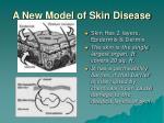 a new model of skin disease