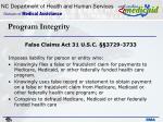program integrity15