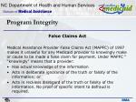 program integrity16