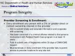 program integrity22