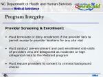 program integrity23