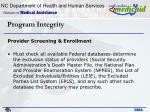 program integrity24