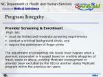program integrity26