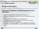 program integrity4