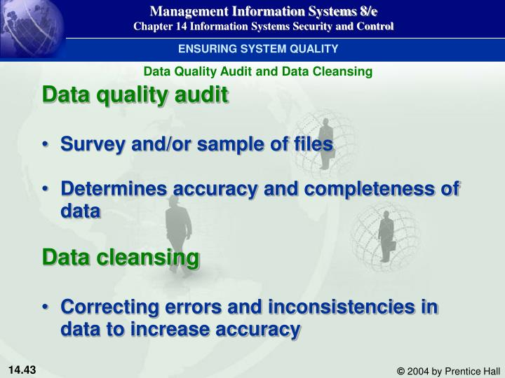 ENSURING SYSTEM QUALITY