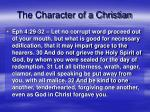 the character of a christian2