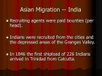 asian migration india1