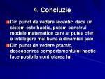 4 concluzie
