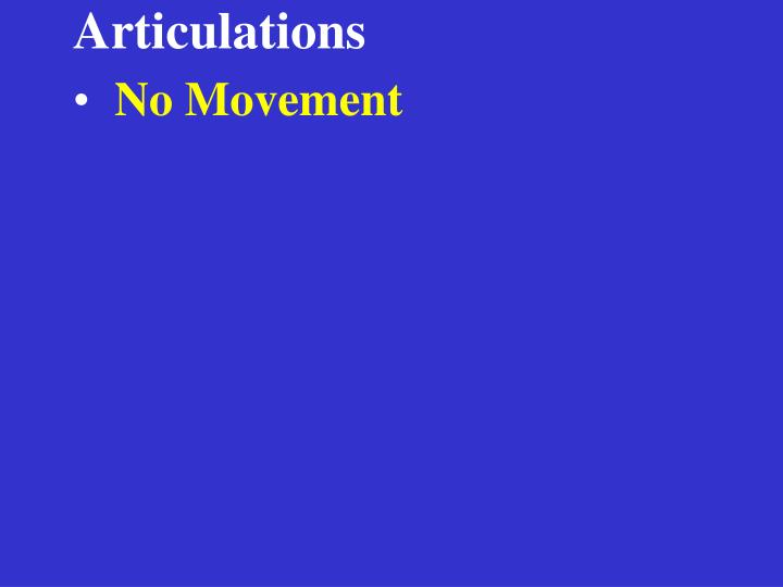 Articulations1