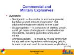 commercial and military explosives2