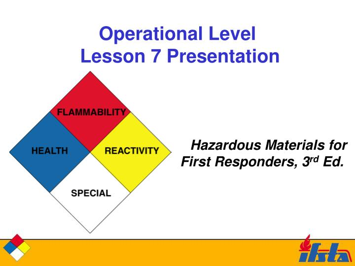 operational level lesson 7 presentation n.