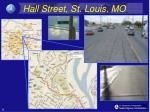 hall street st louis mo