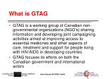 what is gtag