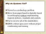 why do systems fail